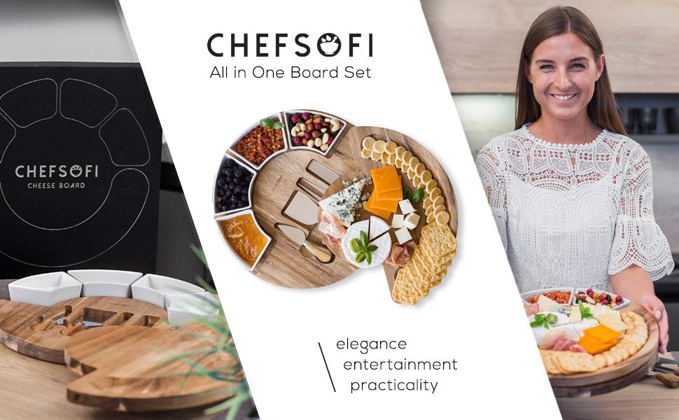 ChefSofi Cheese Board