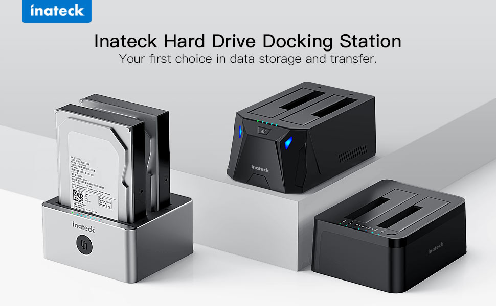 hard drive dock