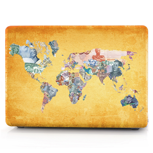 World Banknotes Map case