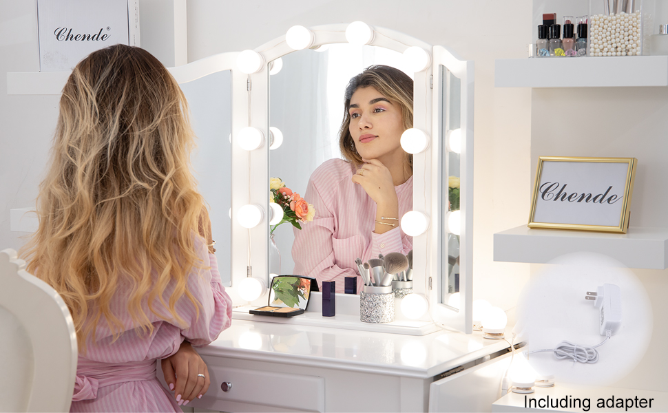 makeup lights for mirror