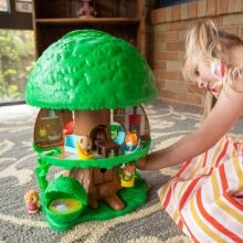 imaginative play timber tots fat brain toys tree house