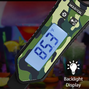 Waterproof Digital Meat Thermometer for Grilling