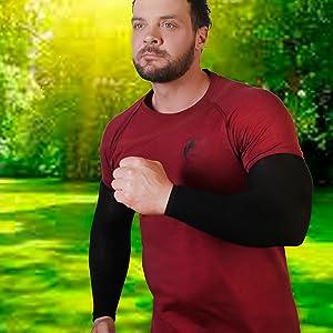 sun sleeves