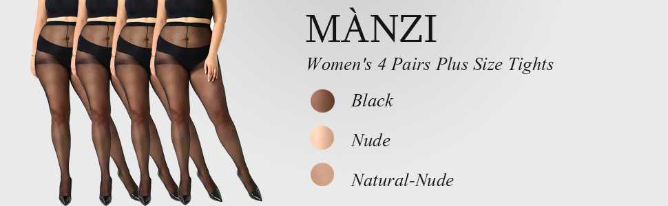Manzi, Strumpfhose