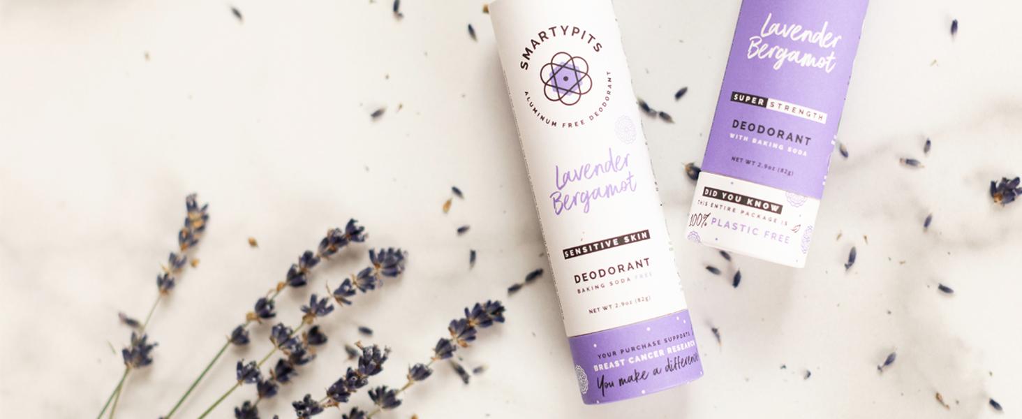 Essential Oil Natural Deodorant