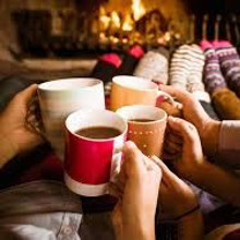 Drink Cocoa With Friends