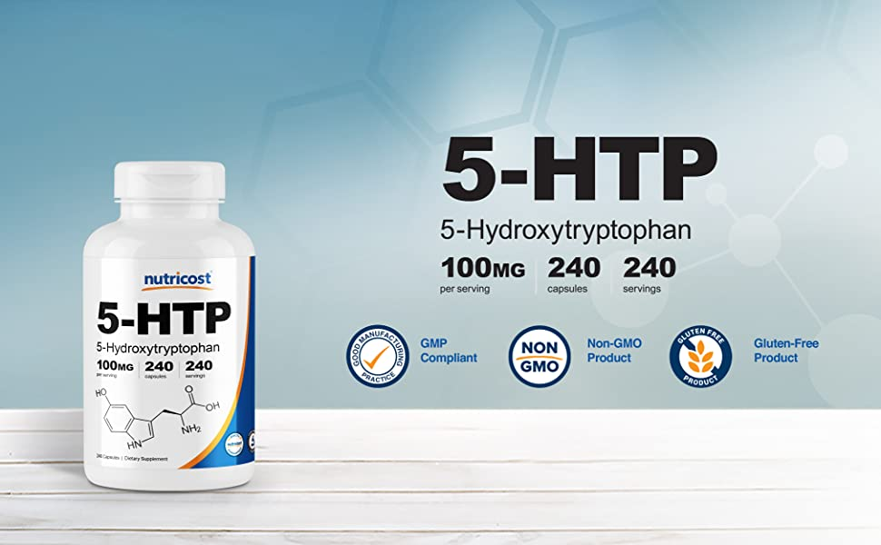 Nutricost 5-HTP
