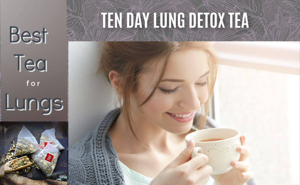 best tea for lungs