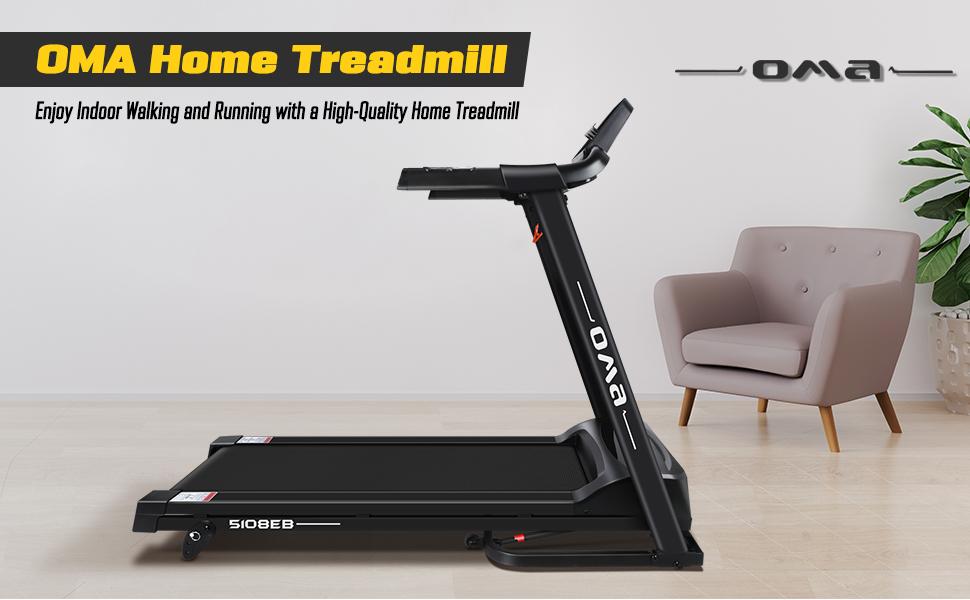 OMA Home Treadmill
