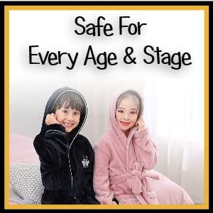 Safe for all ages