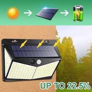 solar wall lights outdoor
