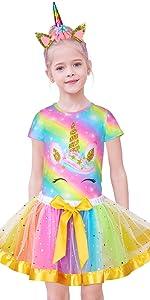 Birthday Tutu Skirt Dress