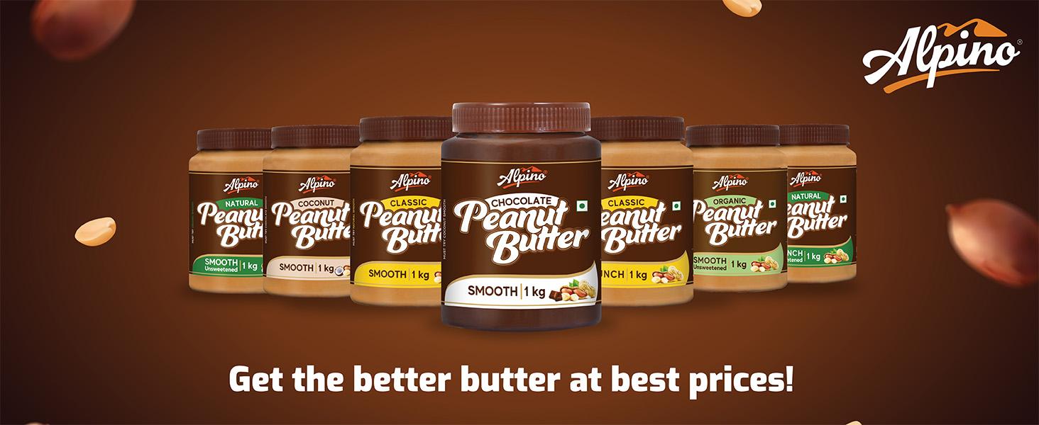 alpino, alpino peanut butter, best peanut butter, peanut butter sandwich, breakfast, natural peanut