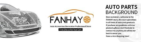 FANHAY CAR  STORE