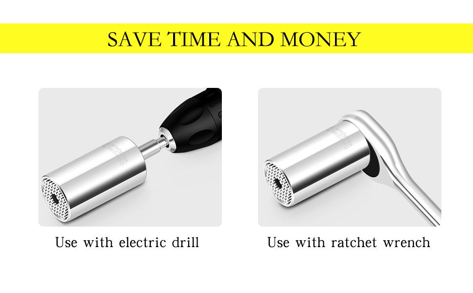 universal wrench socket