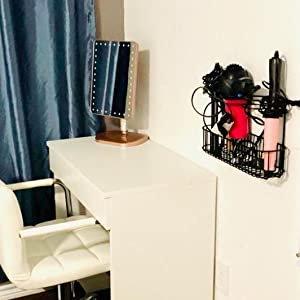pikify wall mounted dryer organizer