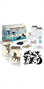 Fairy nightlight craft kit