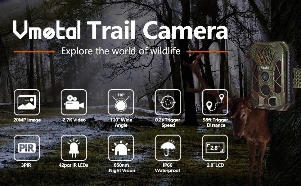 trail camerA+2..
