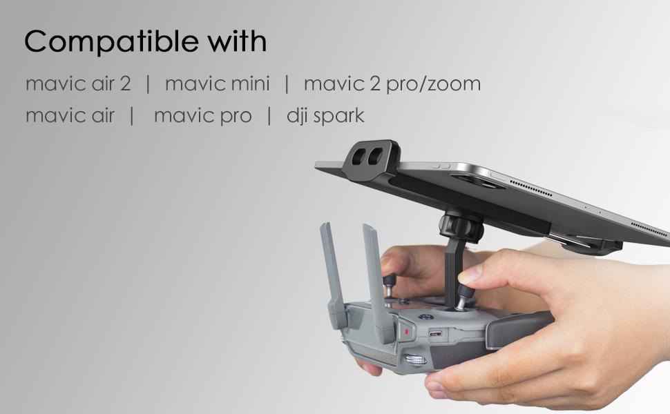 mavic pro tablet holder
