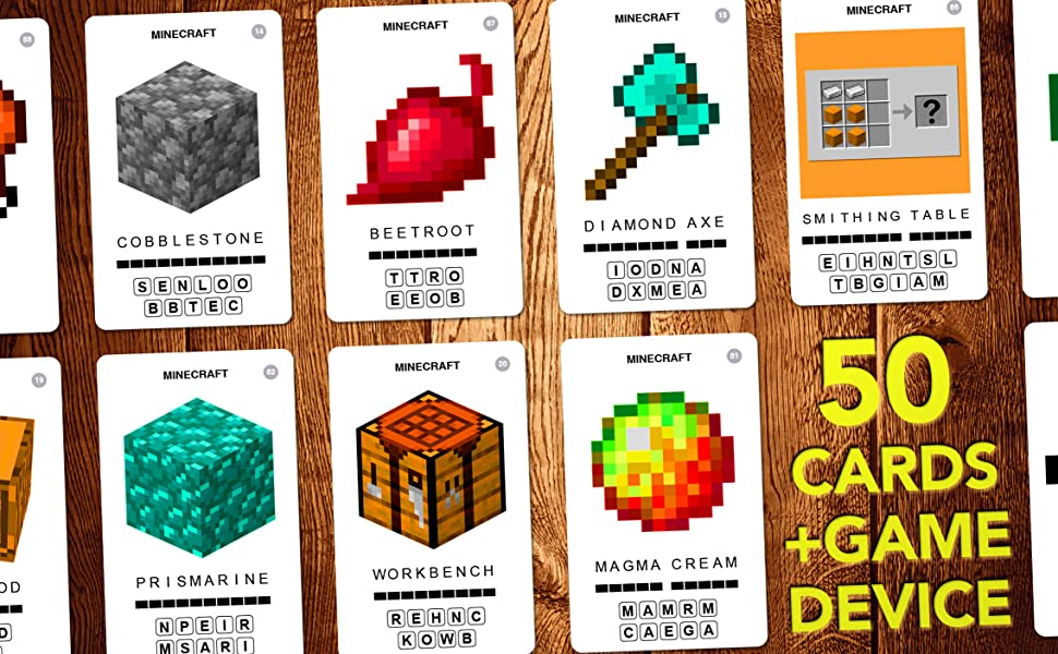 100 PICS Unofficial and Independent Minecraft Guide  Travel Card