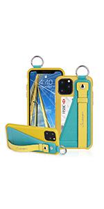 11 pro max case yellow