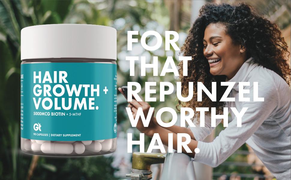 hair growth volume