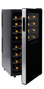 wine cooler, wine fridge, wine enthusiast, wine