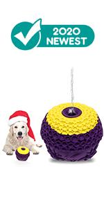 dog toss toy