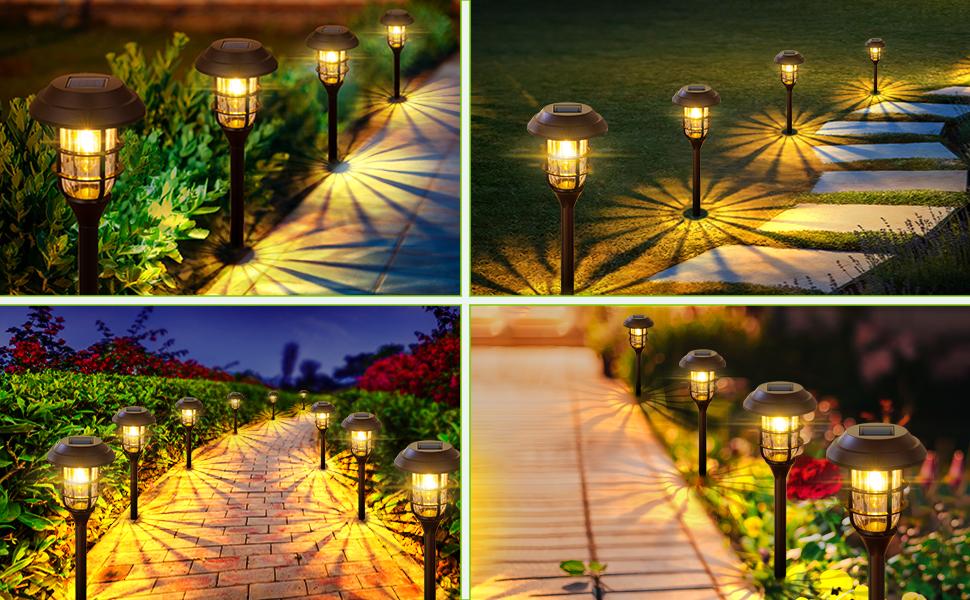 soalr garden lights