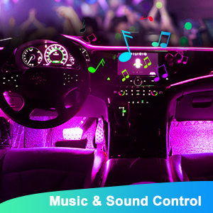 music and sound control