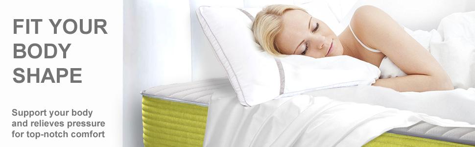 mattress fit ur body