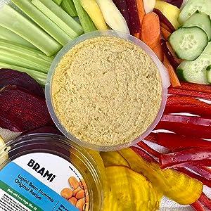 Lupini Bean Hummus