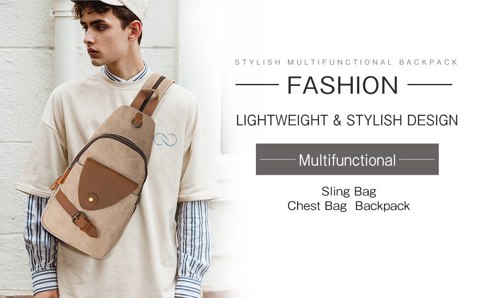 KL928 Sling Bag
