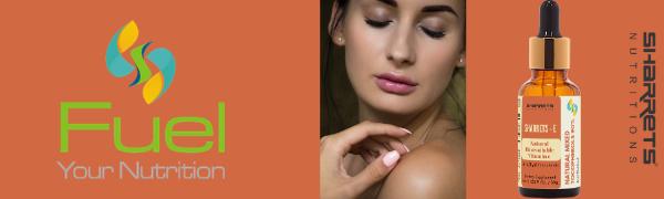 liquid vitamin e , natural mixed tocopherols , vitamin e for skin , vitamin e for face , vitamin e