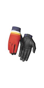 Rivet CS dirt giro bike gloves