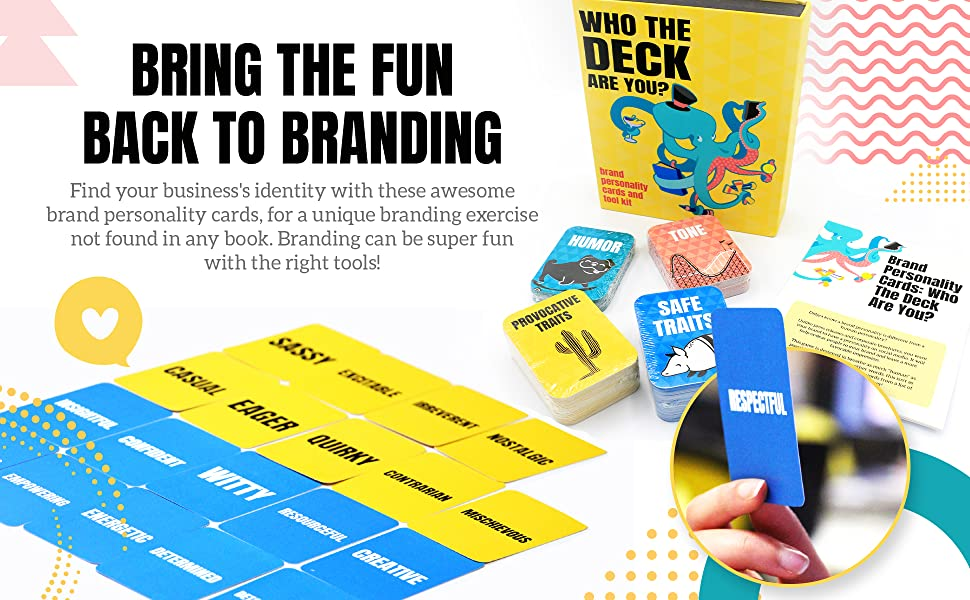 Brand Personality Cards