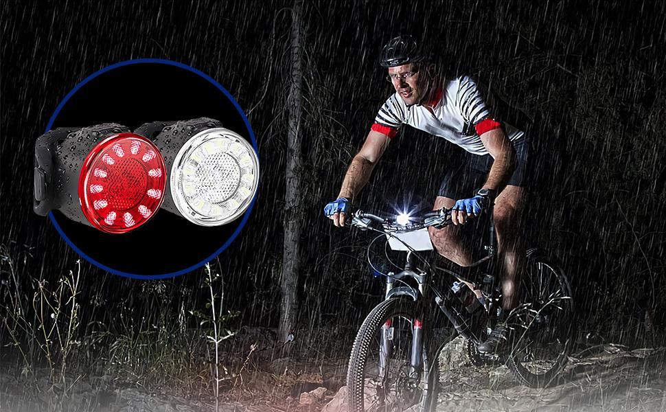 Oture LED Bike Lights Set