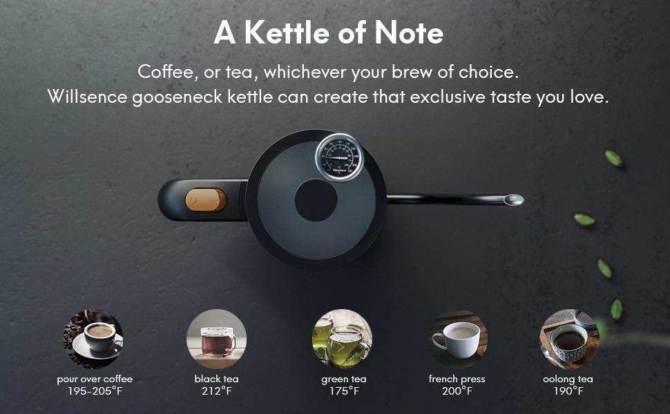 coffee tea kettle