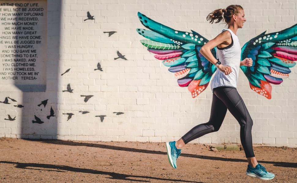 Saucony Womens Freedom 3 Running Shoe