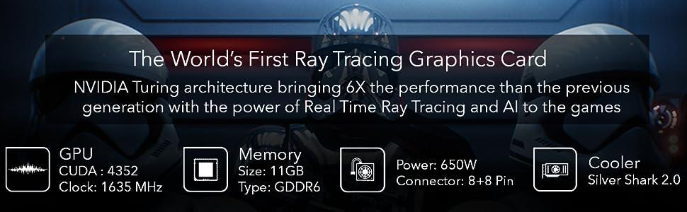RTX 2080 Ti Advanced OC