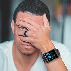 HD display smart watch