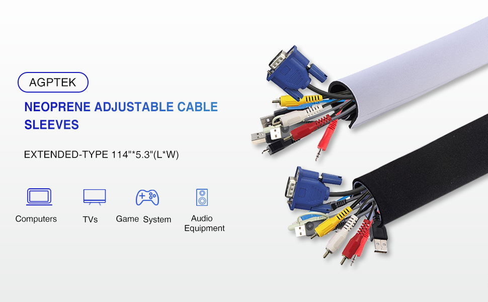 Cable Management Sleeve