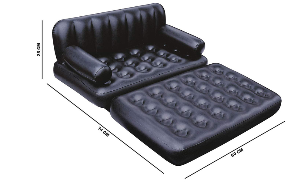 sofa bed product dimension