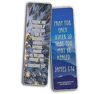 God's Forgiveness Bible Verse Bookmarks Max 89% OFF Stu Stocking ...
