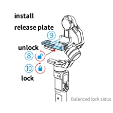 Install the release plate.