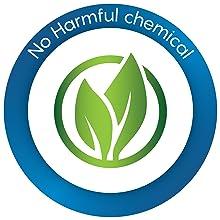 no harmful chemicals