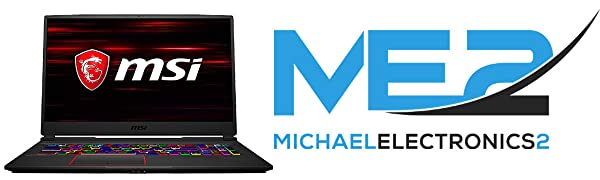 MSI GE75 Raider Gaming and Entertainment Laptop