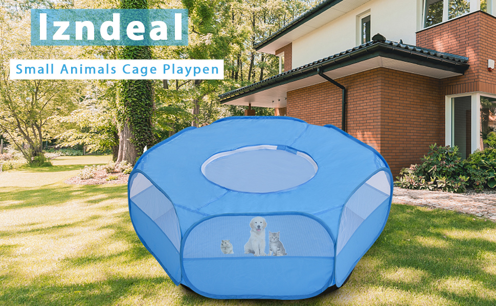 small animals cage playpen