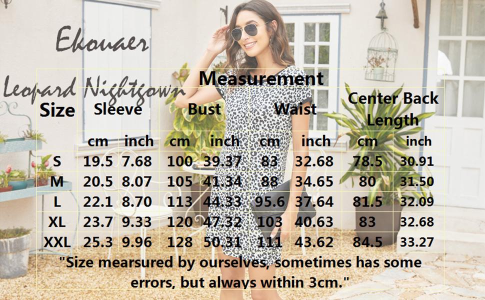 Ekouaer Ladies Slim Loungewear