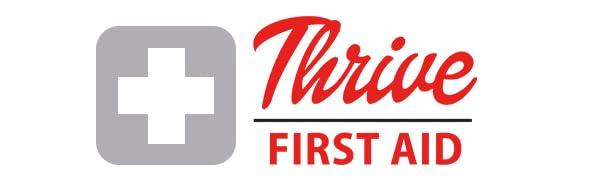 Thrive First Aid Kit Logo